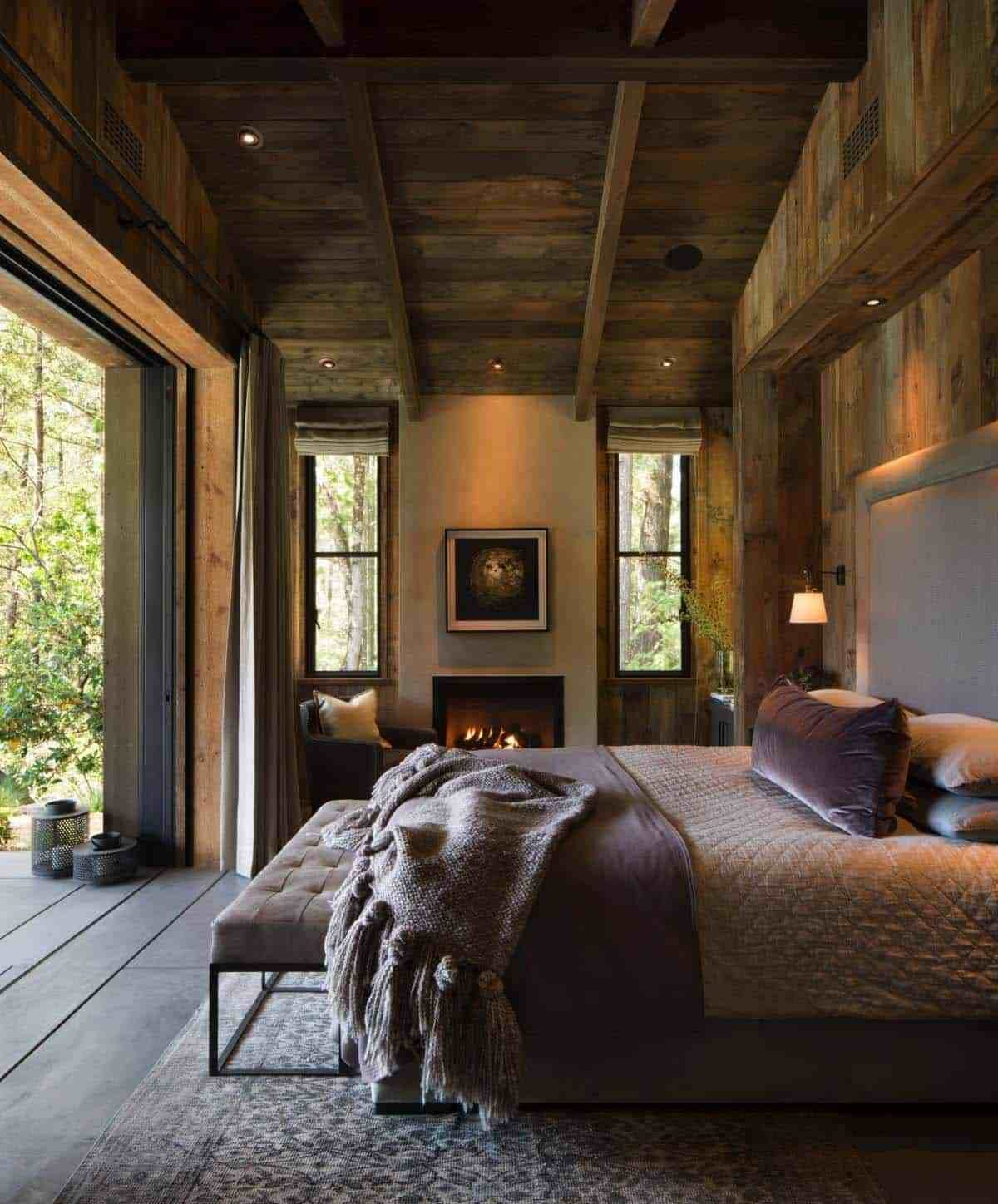 Best 40 Amazing Rustic Bedrooms Styled To Feel Like A Cozy Getaway With Pictures