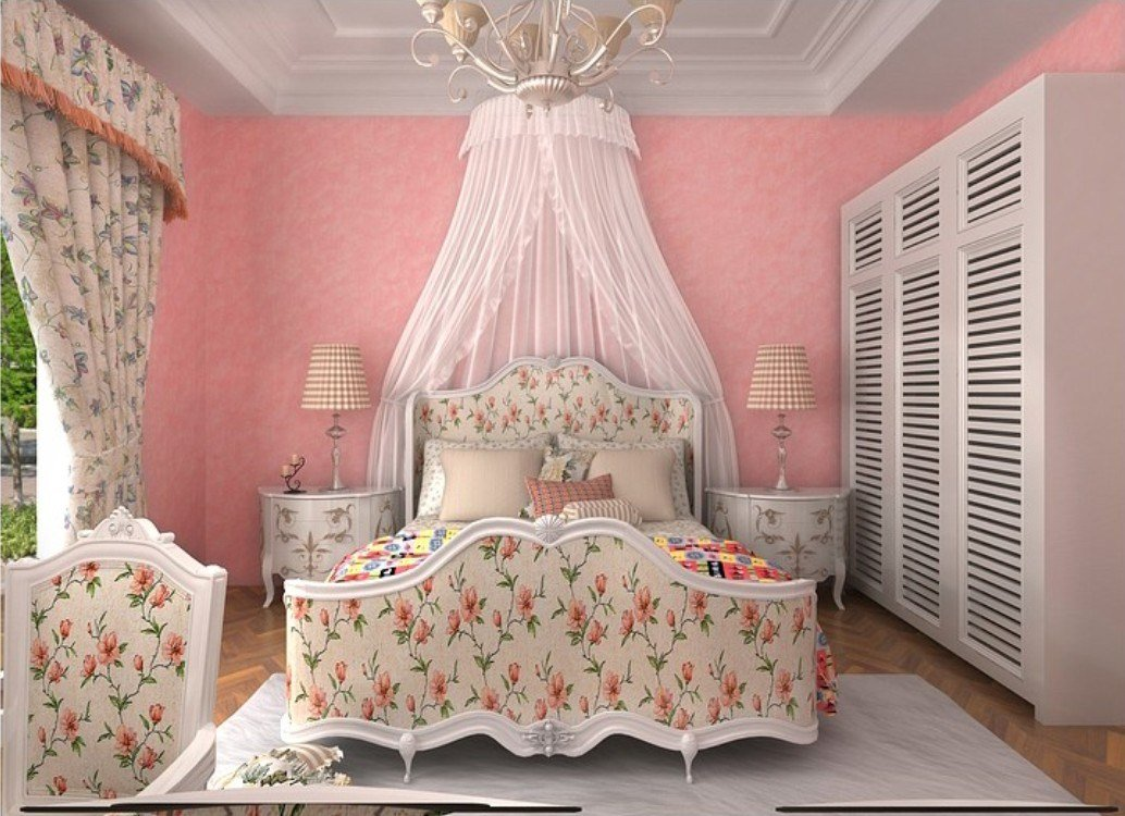 Best 49 Pink Wallpaper For Girls Room On Wallpapersafari With Pictures