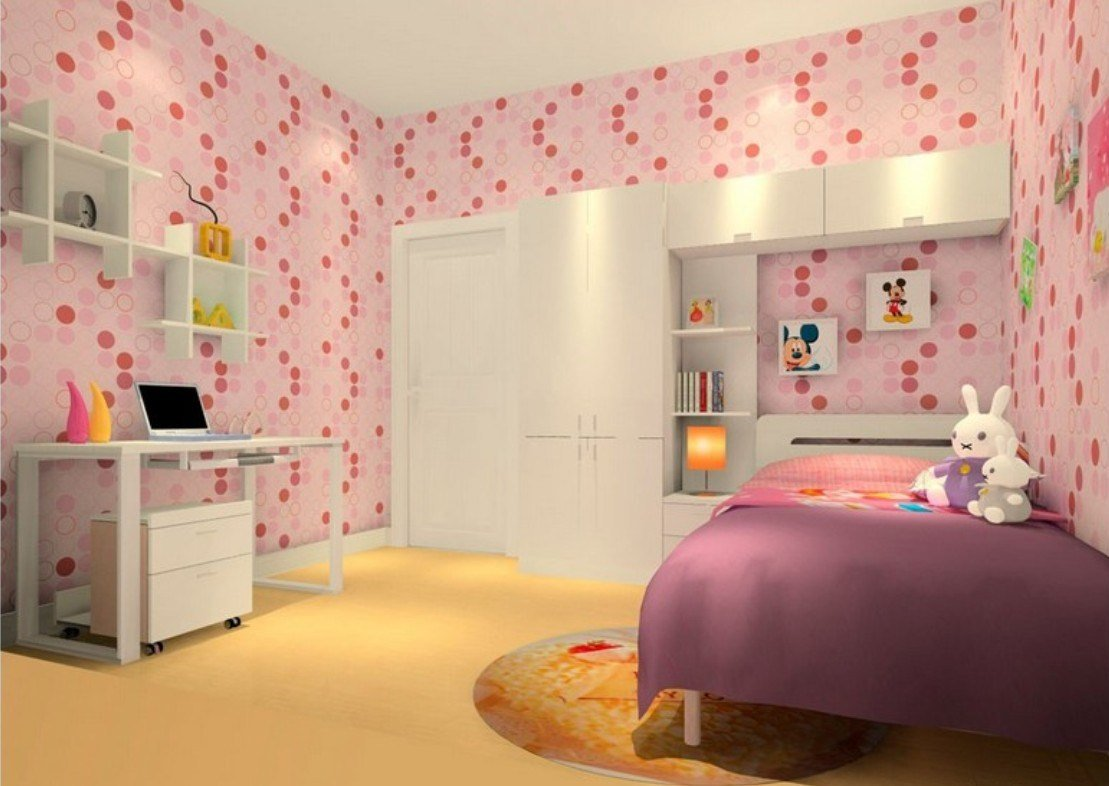 Best Wallpaper For Girls Room Wallpapersafari With Pictures