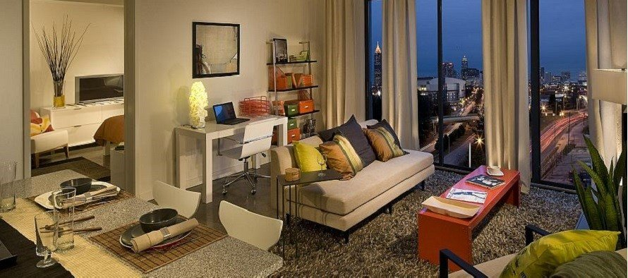Best Spacious 2 Bedroom Apartments In Atlanta From Reasonably With Pictures