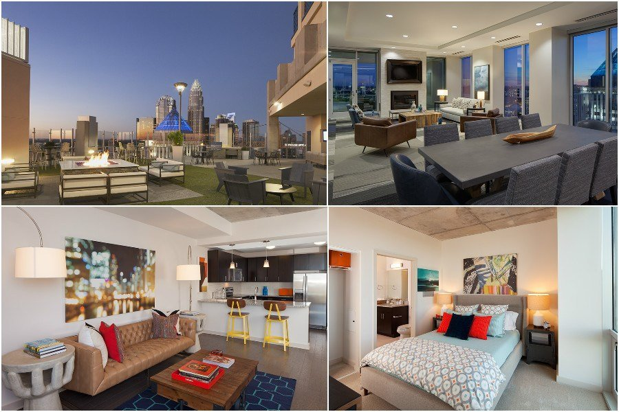Best Stylish 3 Bedroom Apartments In Charlotte You Can Rent With Pictures