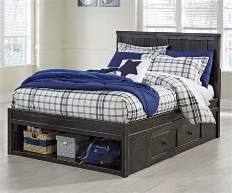 Best Jaysom Full Size Panel Storage Bed B521 Ashley Furniture With Pictures