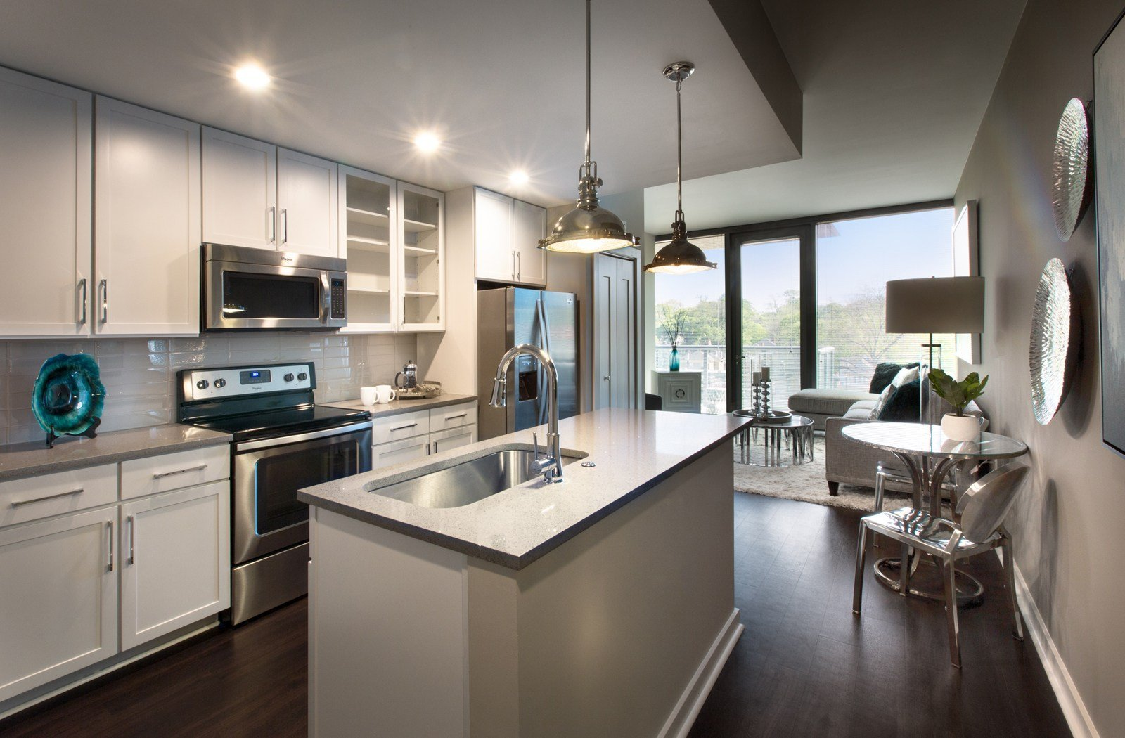 Best Apartments In Midtown Atlanta Azure On The Park With Pictures