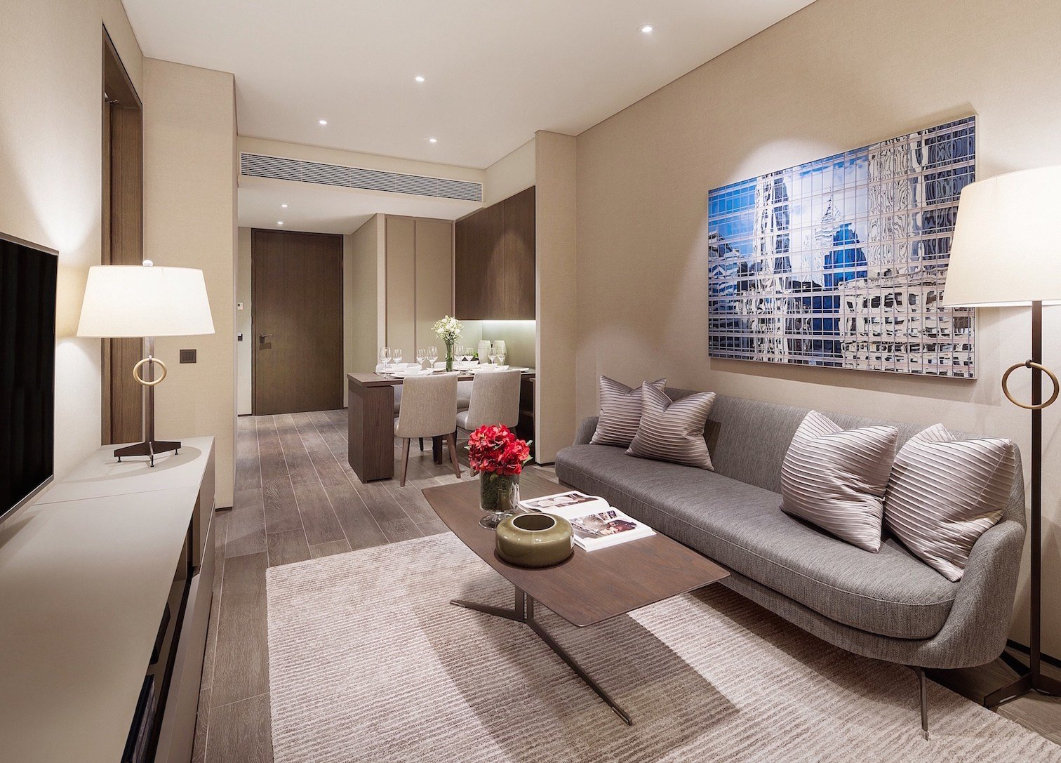 Best Oakwood Premier Oue Singapore To Open On 15 June 2017 First Oakwood Premier Property In With Pictures