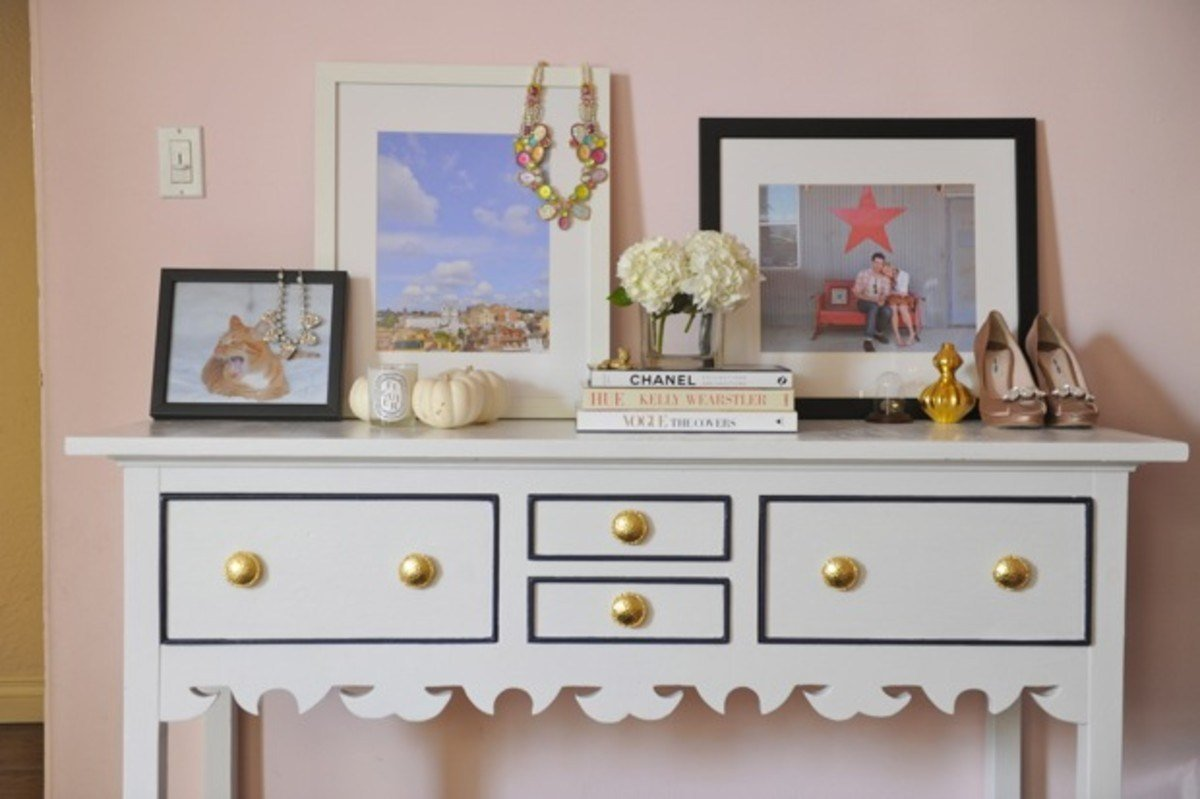 Best Credenza Makeover Cupcakes Cashmere With Pictures