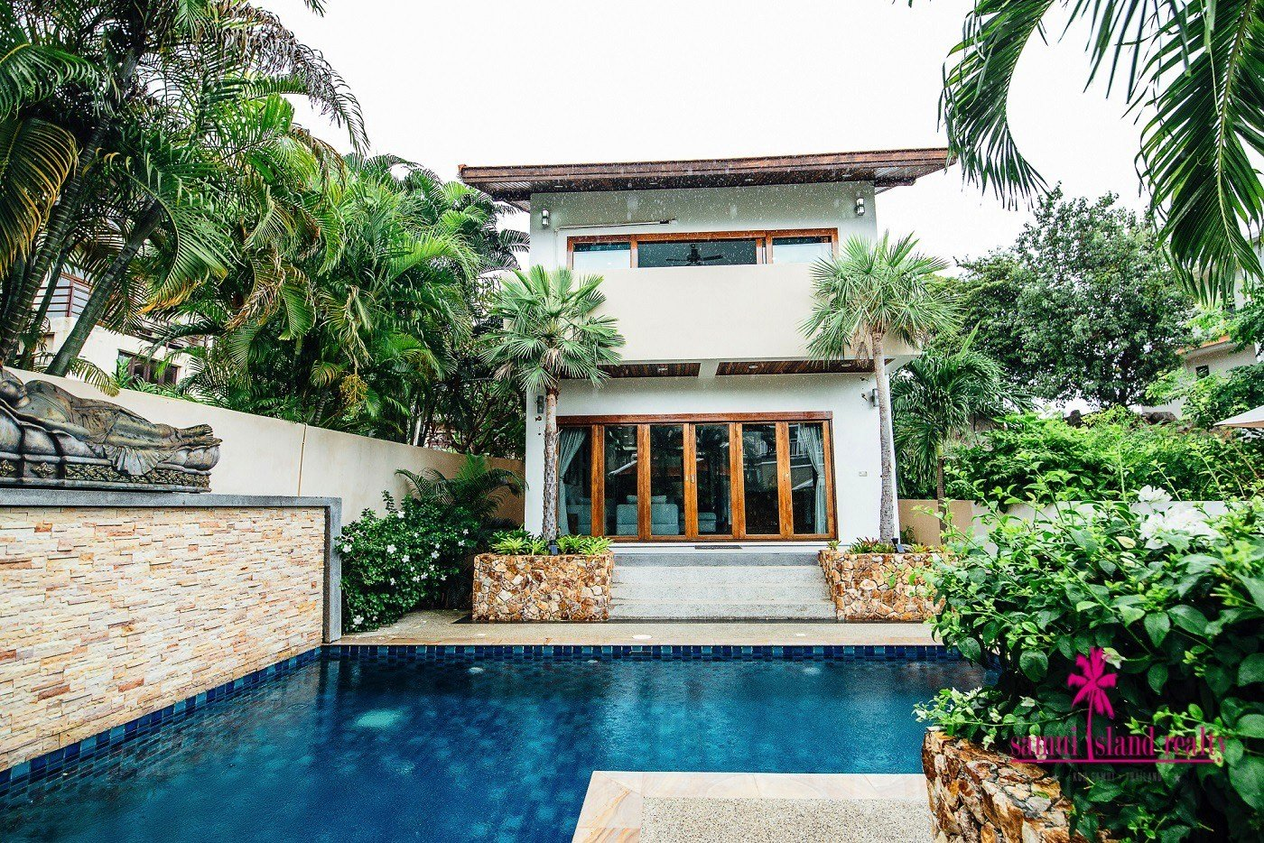 Best Chaweng 3 Bedroom Pool Villa Samui Samui Island Realty With Pictures