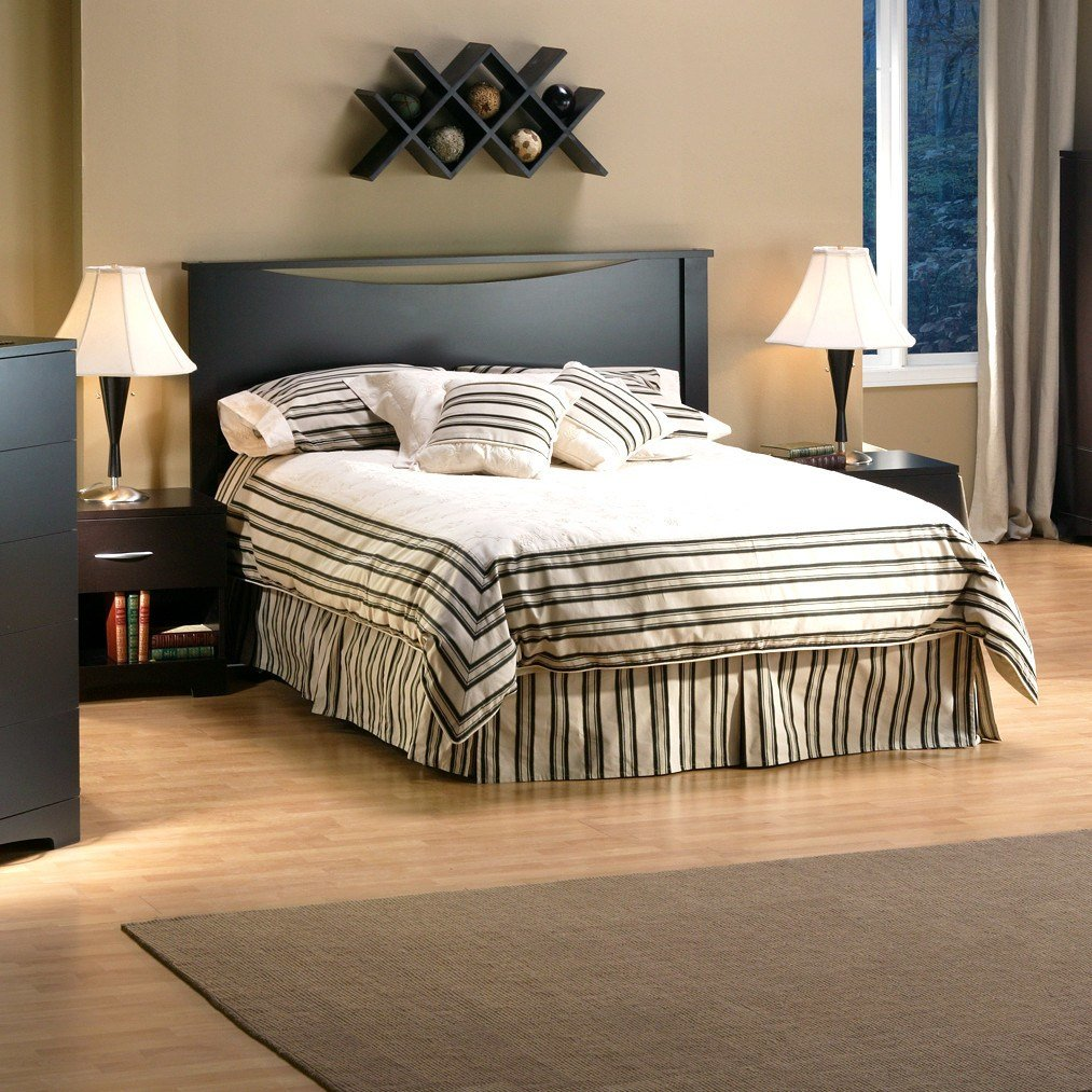 Best South Shore Back Bay Panel Customizable Bedroom Set With Pictures