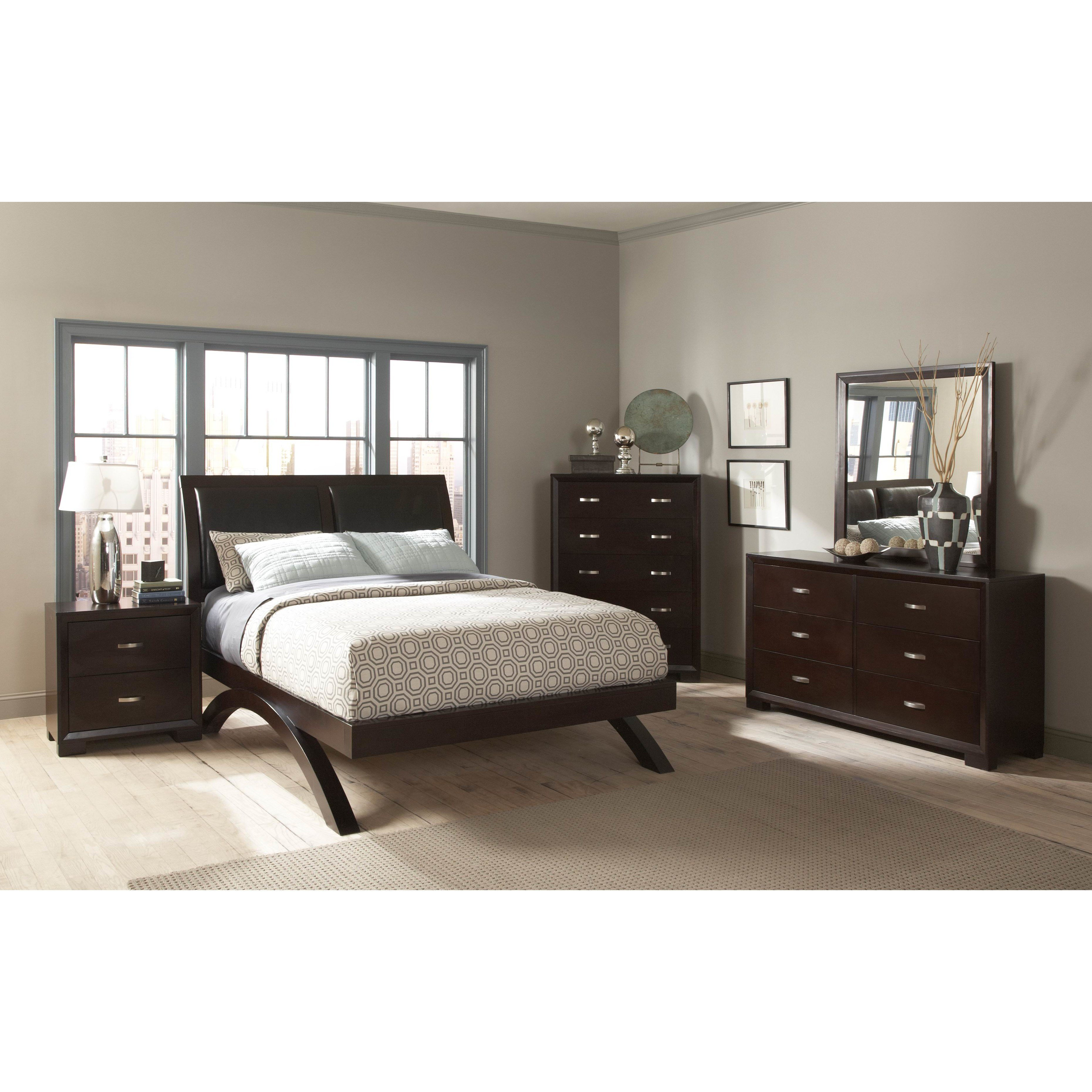 Best Woodhaven Hill 1313 Series Platform Customizable Bedroom With Pictures