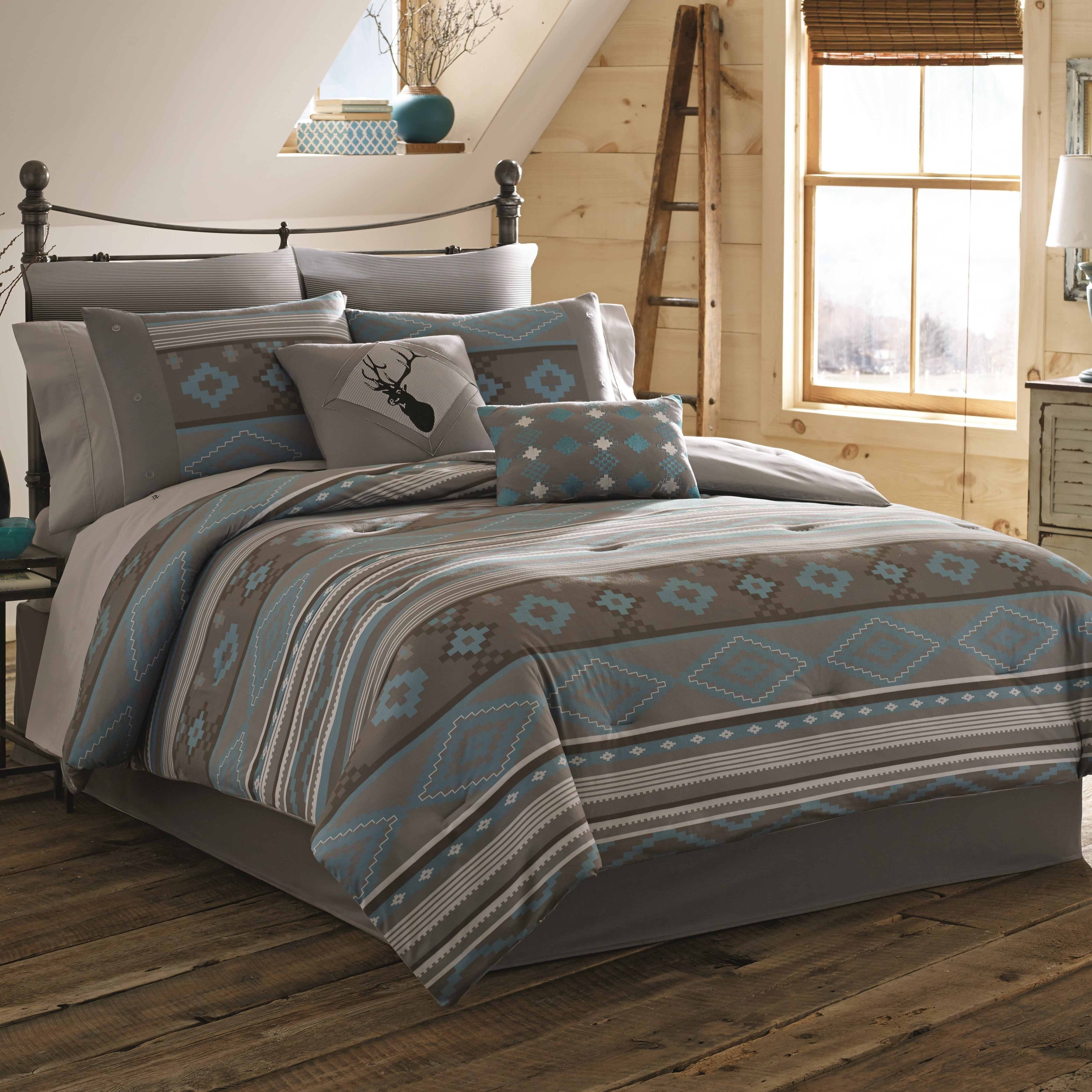 Best True Timber Southwest Bedding Comforter Collection With Pictures