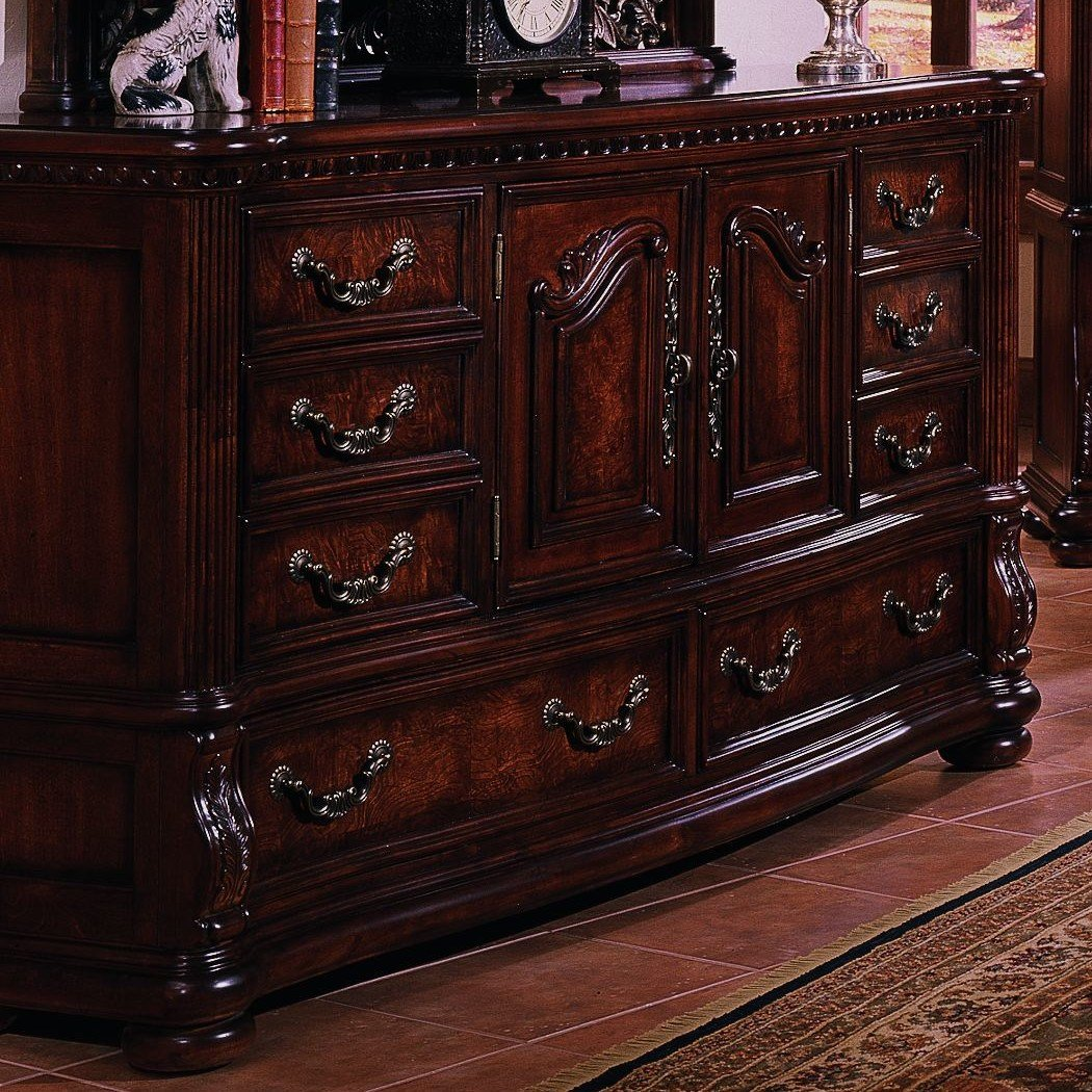 Best Samuel Lawrence San Marino Sleigh Customizable Bedroom Set With Pictures