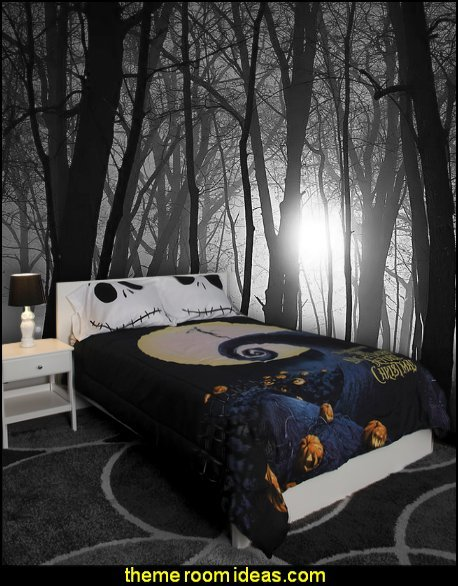 Best Decorating Theme Bedrooms Maries Manor Nightmare Before With Pictures