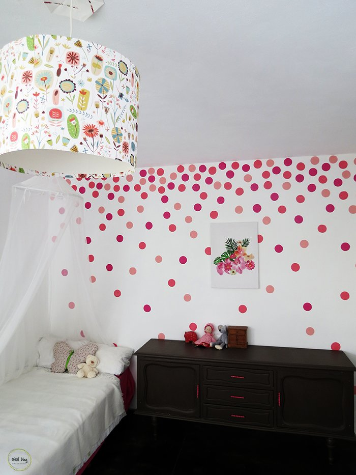 Best How To Paint Polka Dots With A Sponge Ohoh Blog With Pictures