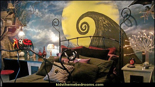 Best Decorating Theme Bedrooms Maries Manor Jack Skellington With Pictures