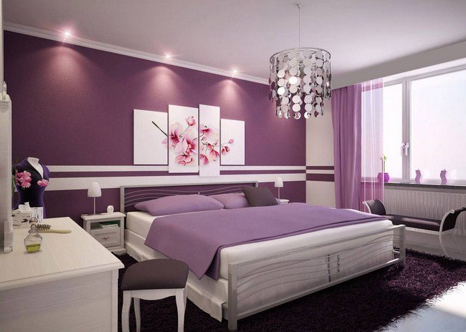 Best Purple Master Bedroom Designs Ideas For *D*Lt Wes S Home With Pictures