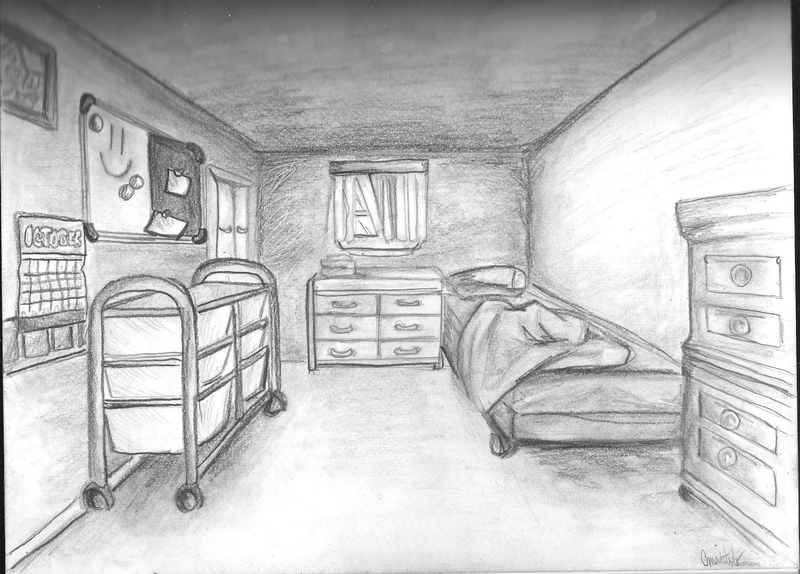 Best Perspective Drawing Examples Nata Helper With Pictures