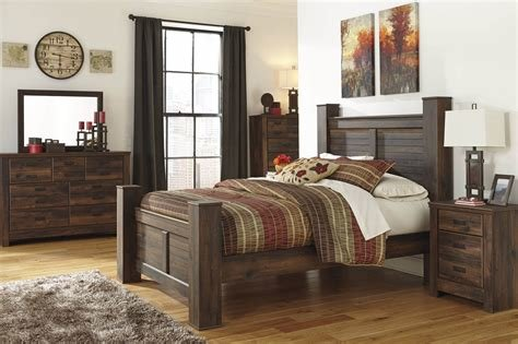 Best Quinden Ashley Bedroom Set Bedroom Furniture Sets With Pictures