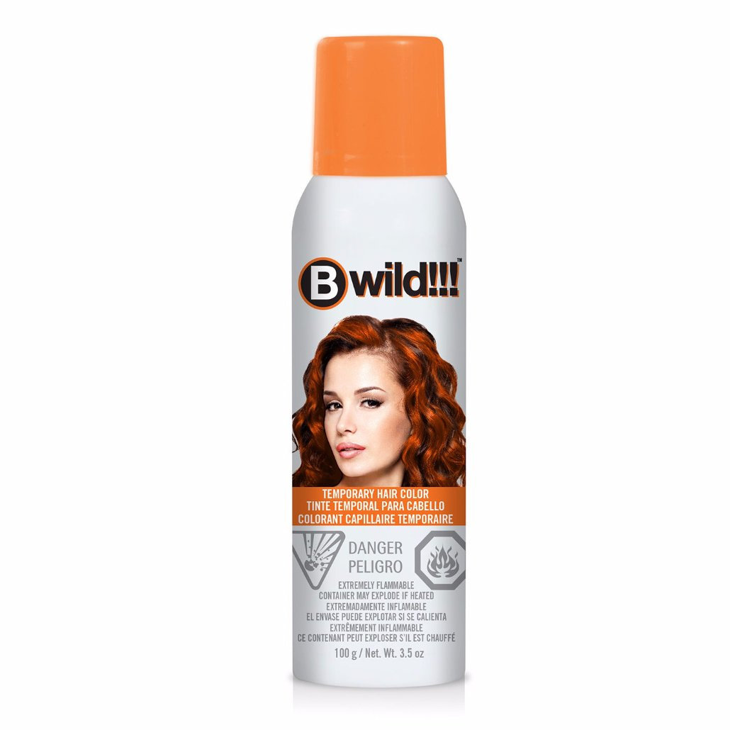 Free Jerome Russell B Wild Temporary Spray On Hair Color Dye Wallpaper