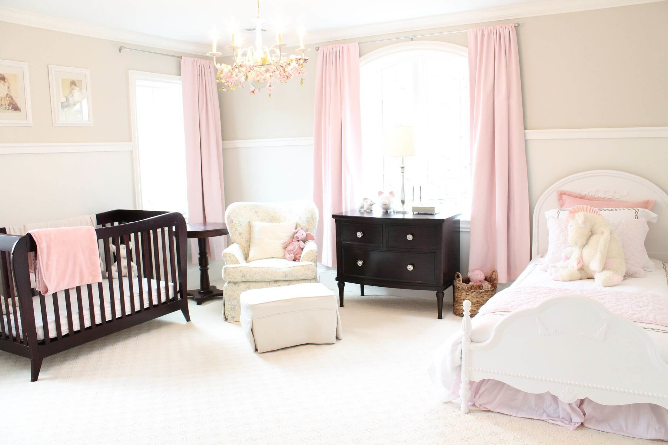 Best 18 Baby Girl Nursery Ideas Themes Designs Pictures With Pictures