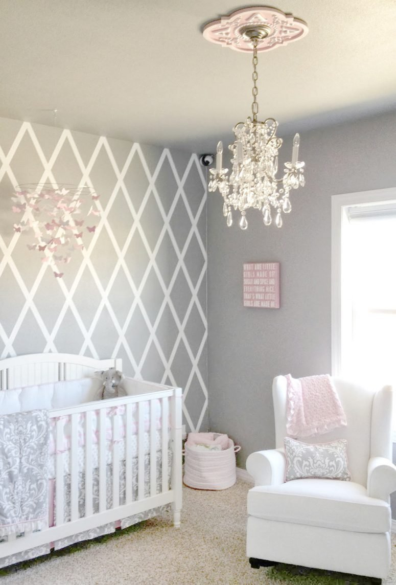 Best Baby Girl Nursery Decor Ideas With Pictures