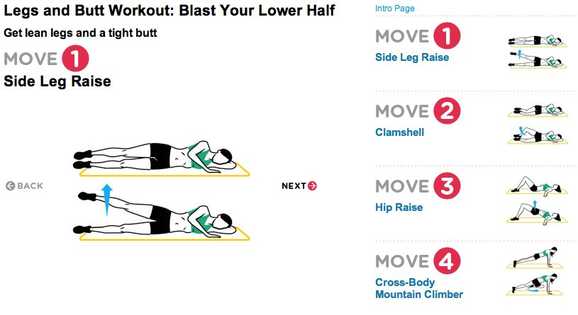 Best Home Workout The Other Home Gym With Pictures