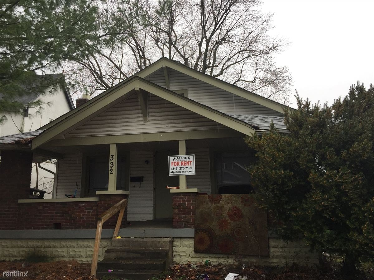 Best 332 N Euclid Ave Indianapolis In 46201 2 Bedroom House With Pictures