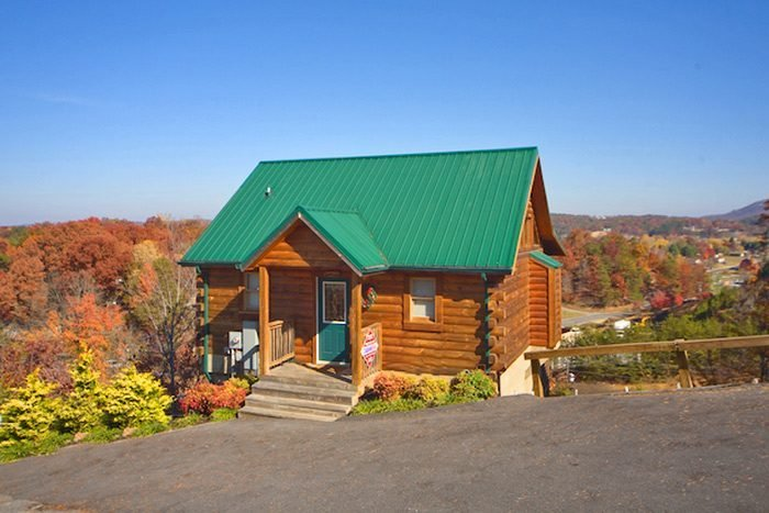 Best A Romantic Journey 1 Bedroom Cabin In The Pigeon Forge With Pictures