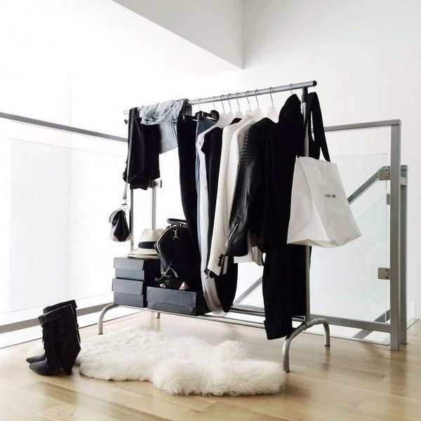 Best Clothes Rack – Find A Home For Your Clothes With Pictures
