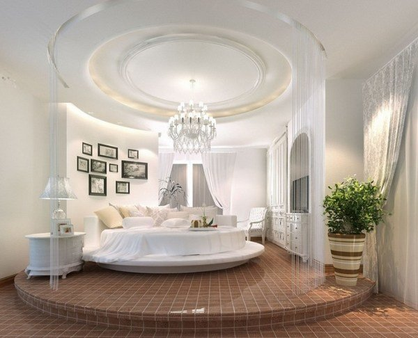 Best Cool Round Beds – Unusual Extravagant Or Super Comfortable With Pictures