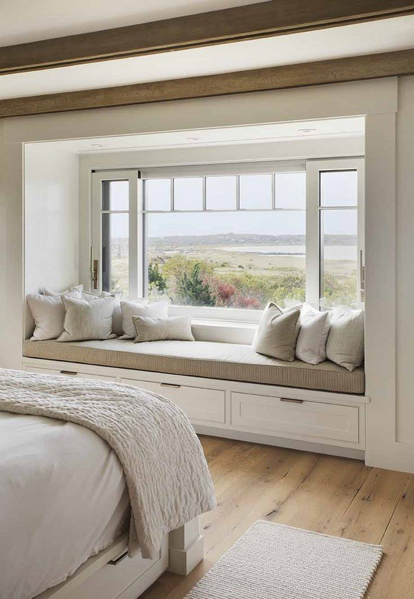 Best Bay Window Seat Ideas – How To Create A Cozy Space In Any Room With Pictures