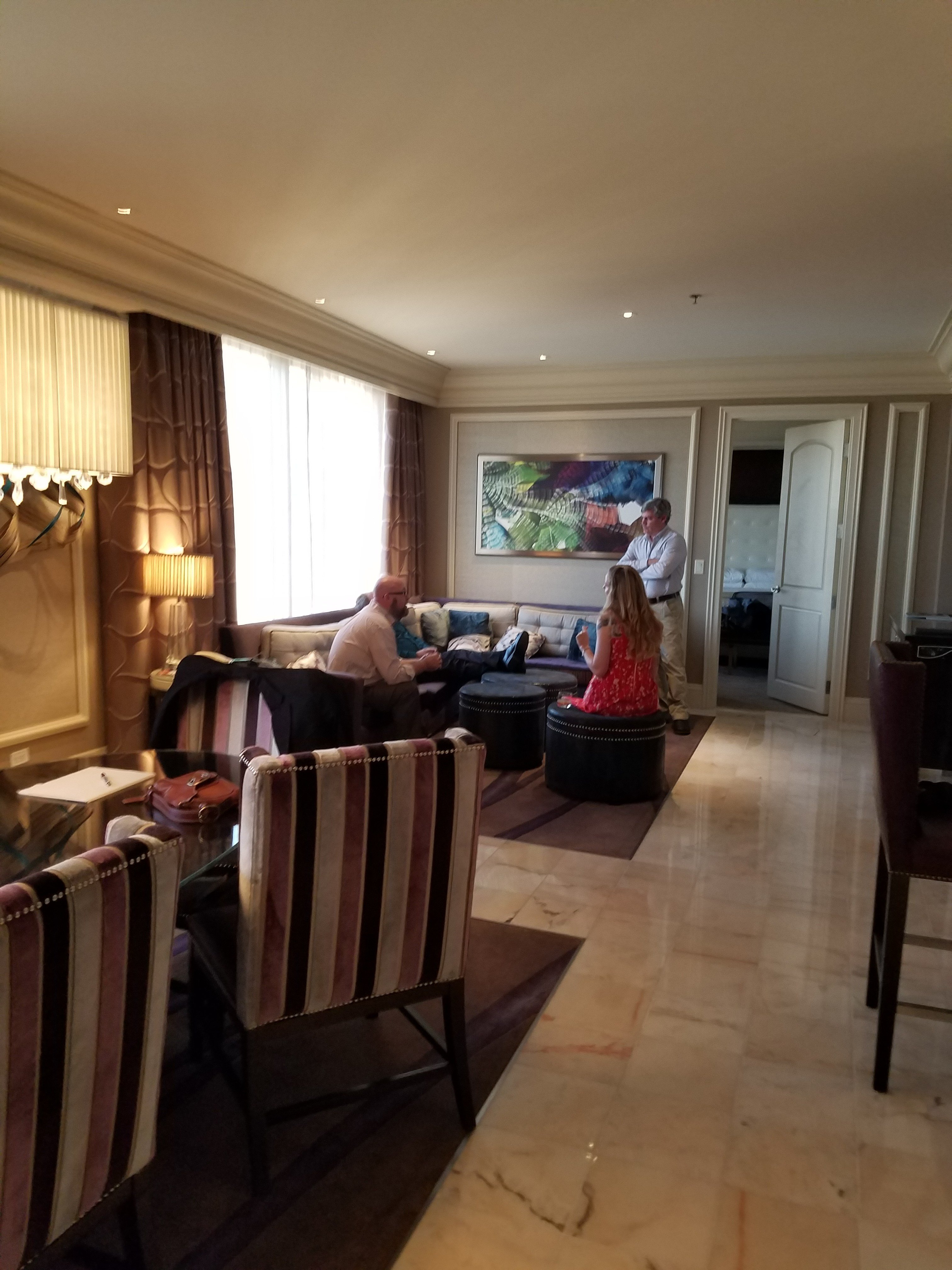 Best Two Bedroom P*Nth**S* Suite At Bellagio Las Vegas – Dine With Pictures