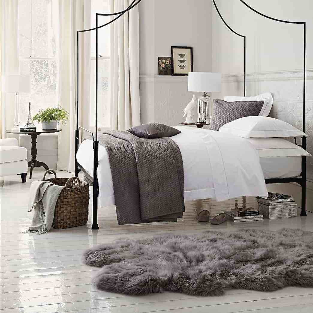 Best 15 Ideas To Decorate With A Sheepskin Rug Custom Home Design With Pictures