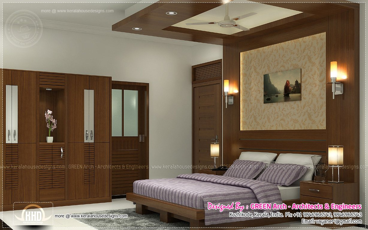 Best Beautiful Home Interior Designs By Green Arch Kerala With Pictures