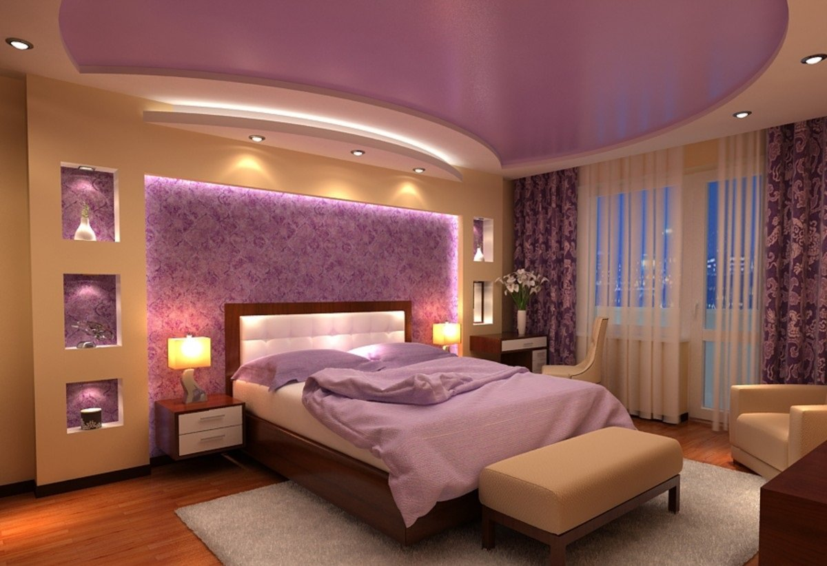 Best Top 100 Gypsum Board False Ceiling Designs For Living Room With Pictures