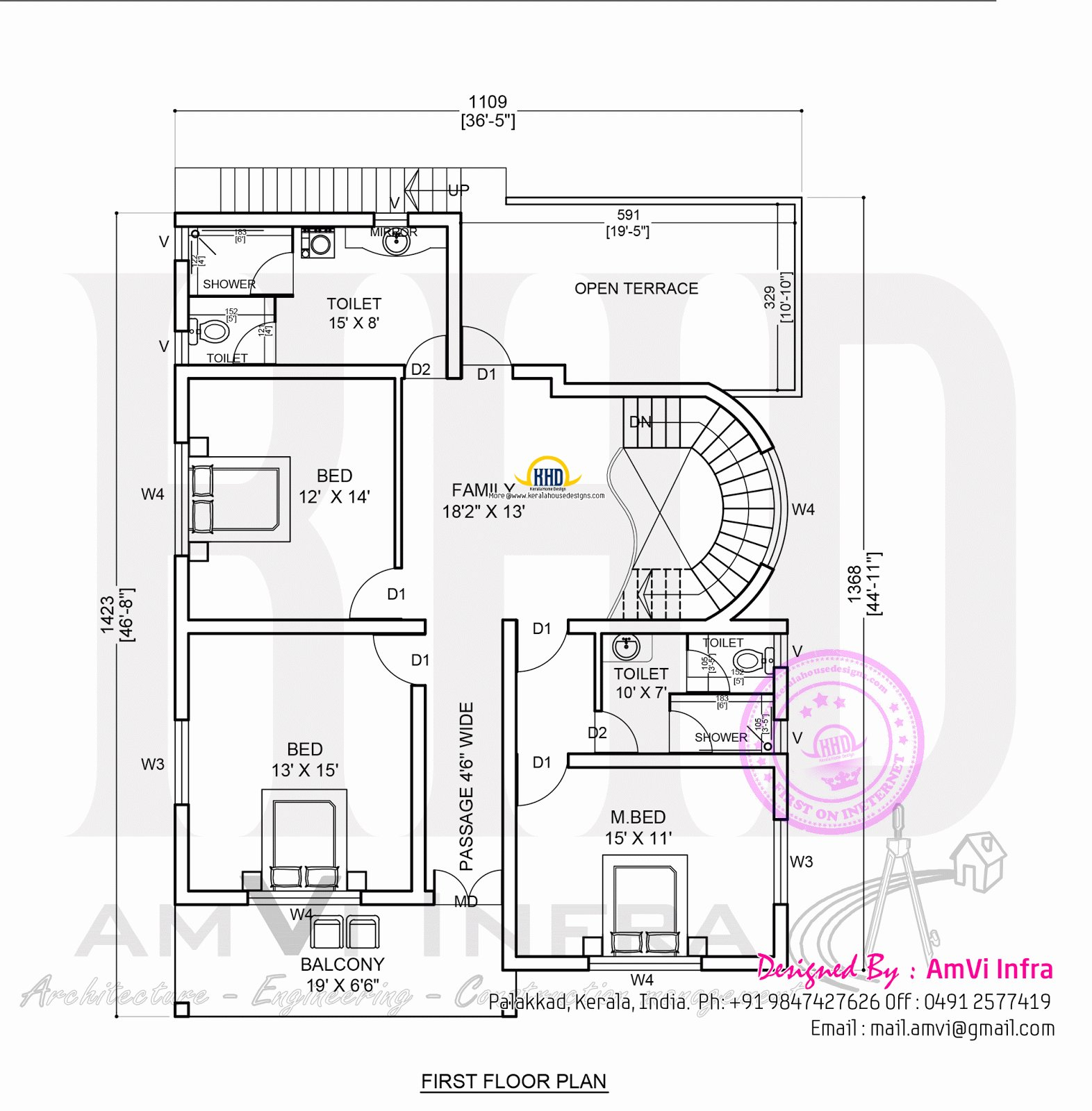 Best Modern Contemporary 5 Bedroom Home Design In 2927 Square With Pictures
