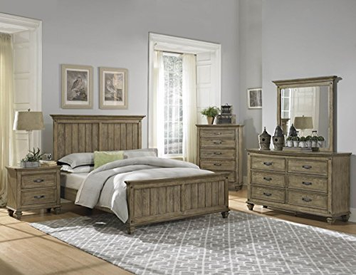 Best Rustic Driftwood Finish Bedroom Furniture With Or Without With Pictures