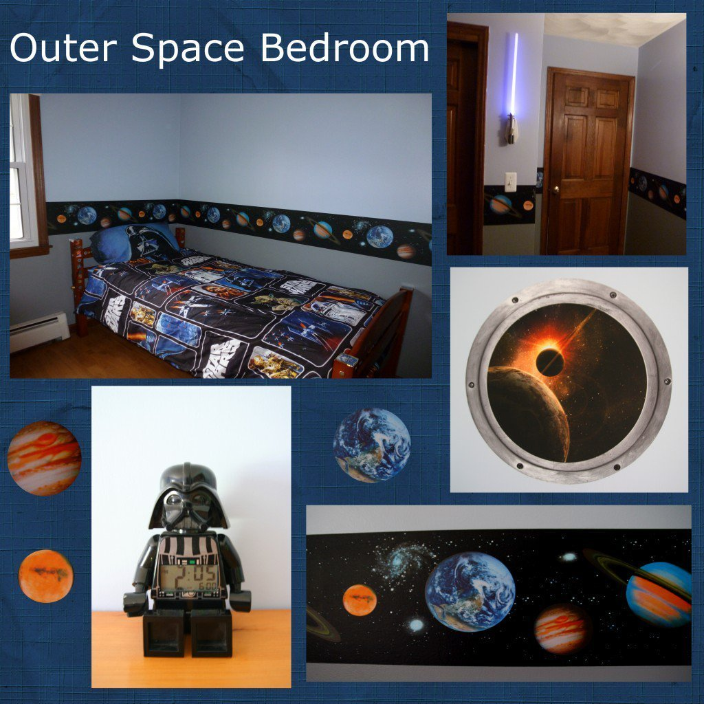 Best Outer Space Bedroom Decorating Ideas Hubpages With Pictures