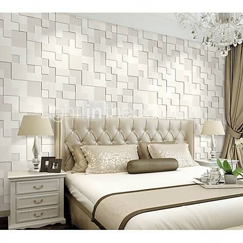 Best Vinyl Horizontal Bedroom Wallpaper Thickness 2 Mm Rs 90 With Pictures