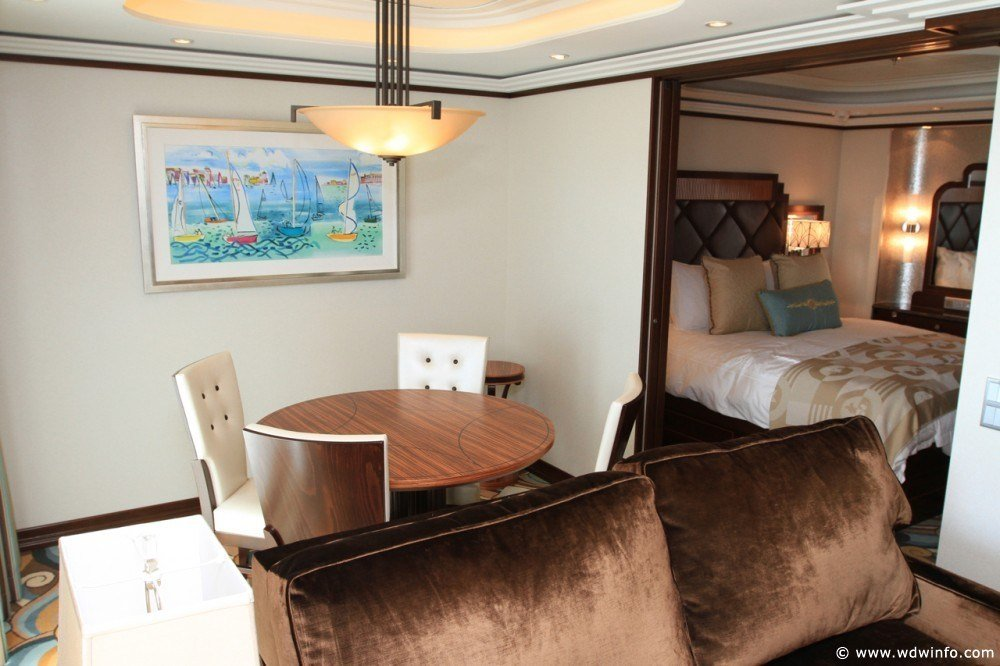 Best Disney Cruise Line Staterooms 1 And 2 Bedroom Concierge With Pictures