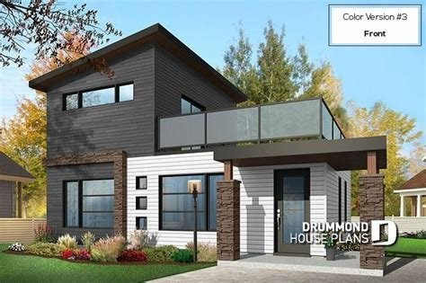 Best House Plan W1703 Detail From Drummondhouseplans Com With Pictures