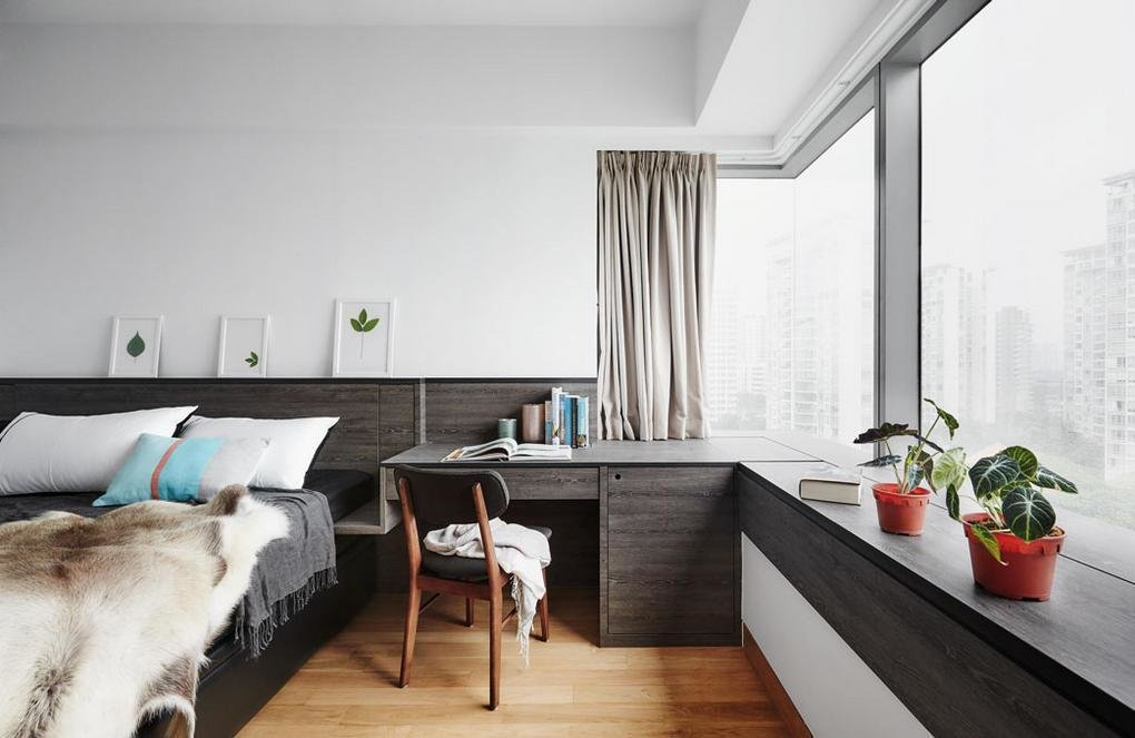 Best 7 Design Ideas For A Stylish Study Area In The Bedroom With Pictures