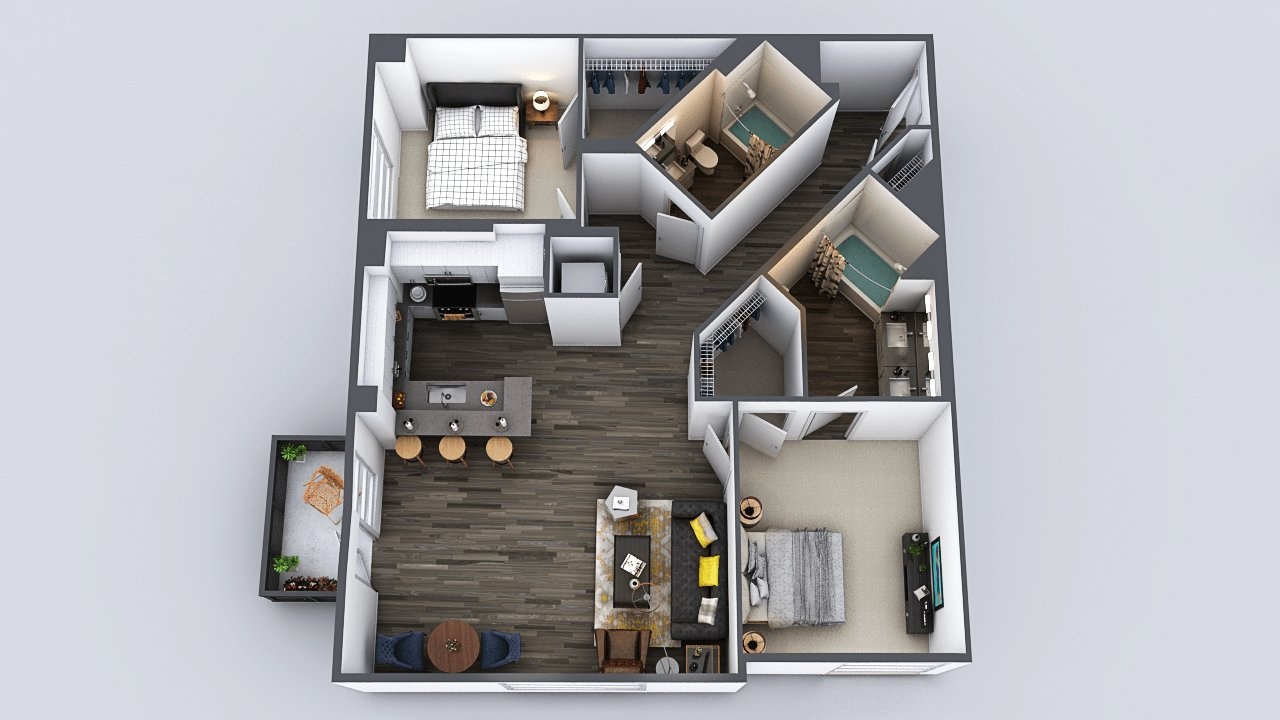 Best 2 Bedroom Apartments Los Angeles Sofia With Pictures