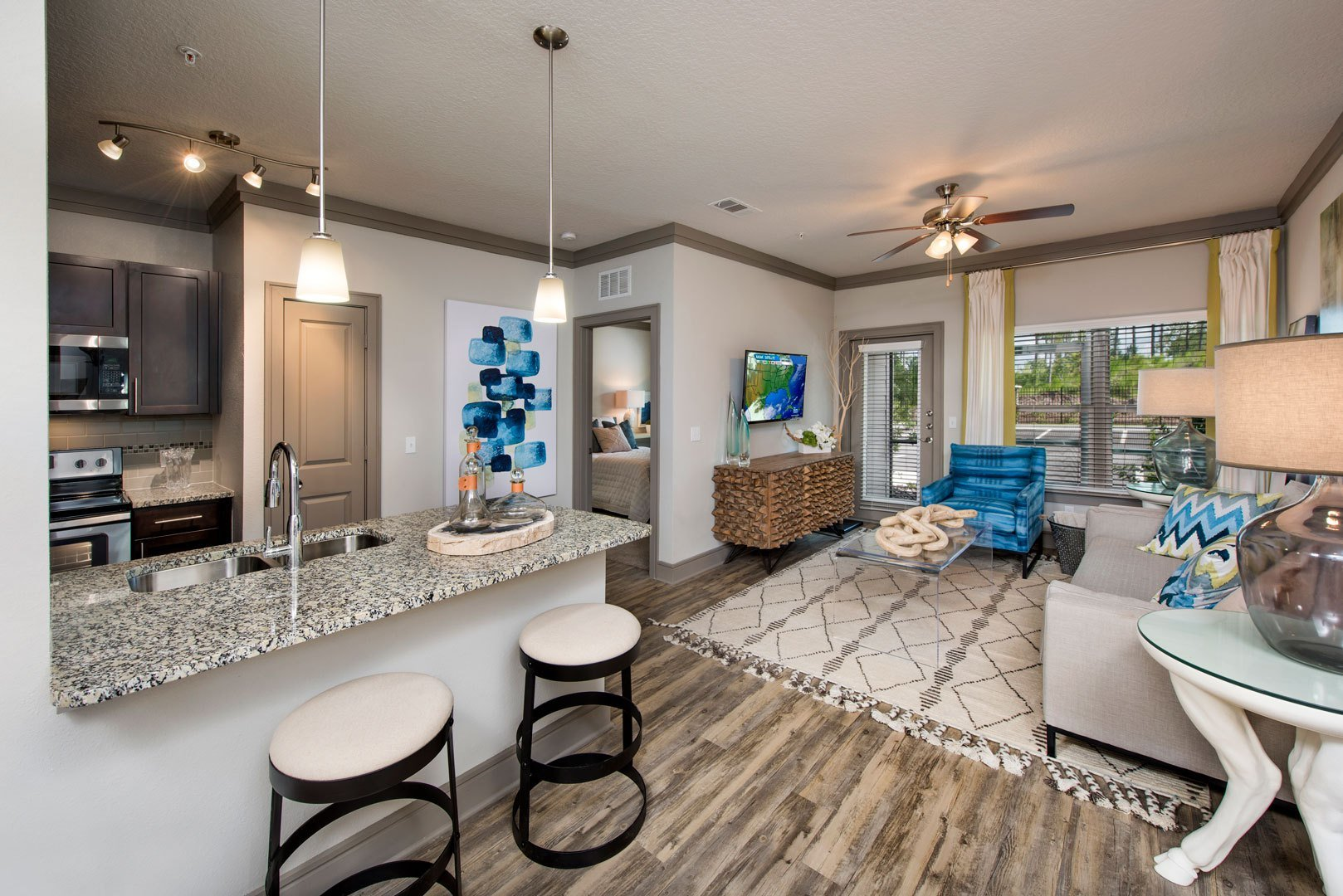 Best 2 Bedroom Apartments In Jacksonville Fl Lux At Sorrel With Pictures