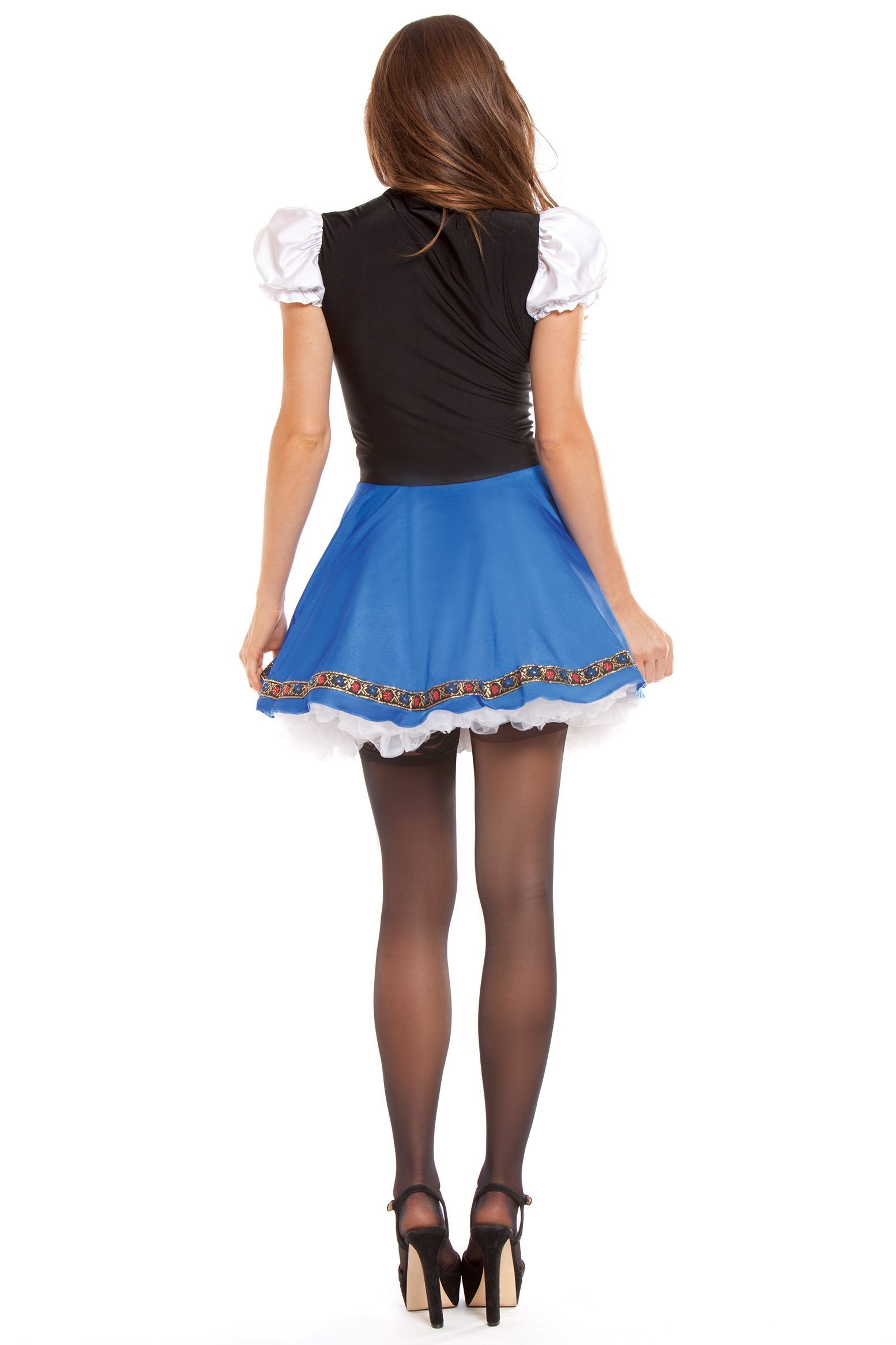 Best Wholesale S*Xy Bedroom Costumes Be Wicked S*Xy W*Nch Dress With Pictures