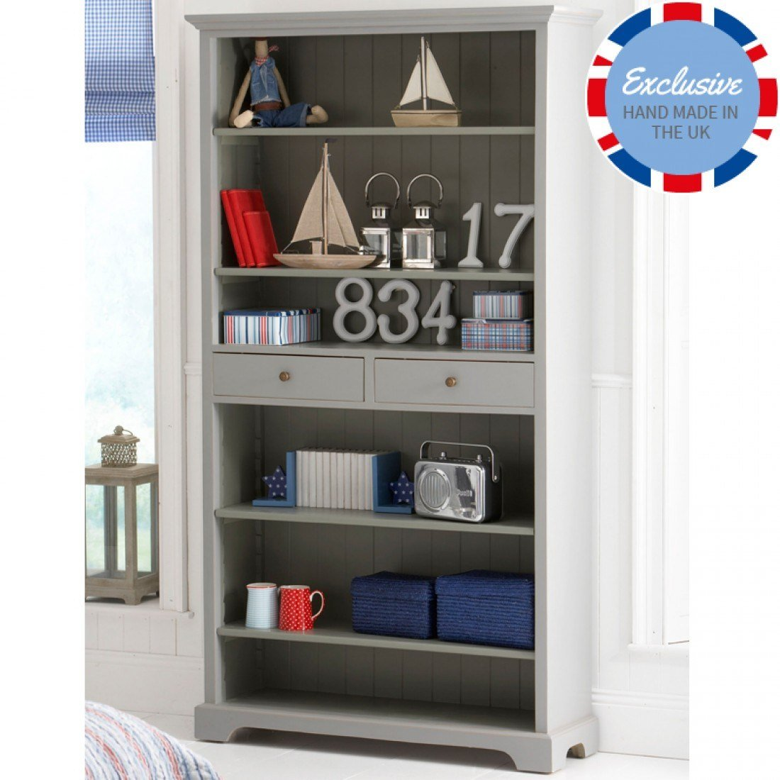 Best Archie Tall Bookcase Boys Bookcase Kids Bedrooms With Pictures