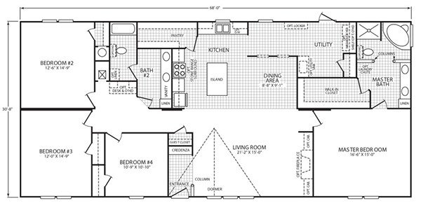 Best Home Floor Plans In Texas Palm Harbor Homes Tx With Pictures