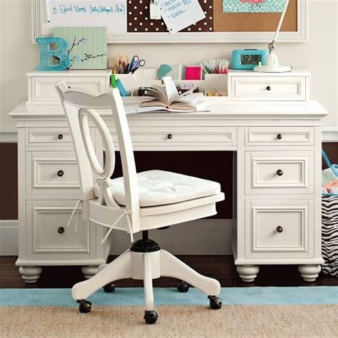 Best Chelsea Desk Hutch Pbteen With Pictures
