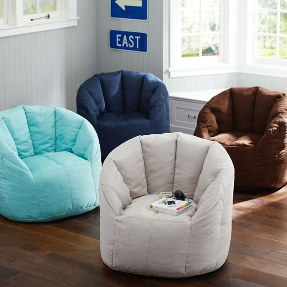 Best Cushy Club Chair Pbteen With Pictures