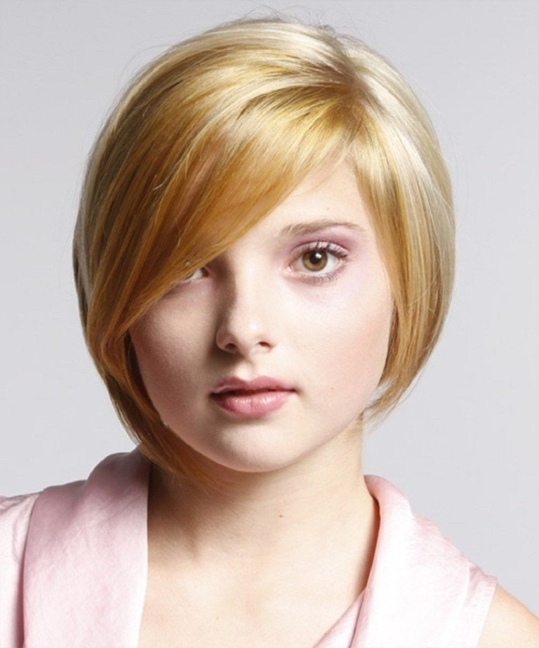 Free 25 Short Hair Trends For Round Faces Chosen For 2019 Wallpaper