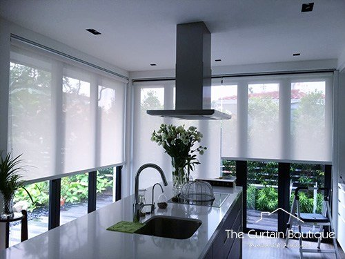 Best Singapore Roller Blinds Indoor The Curtain Boutique With Pictures