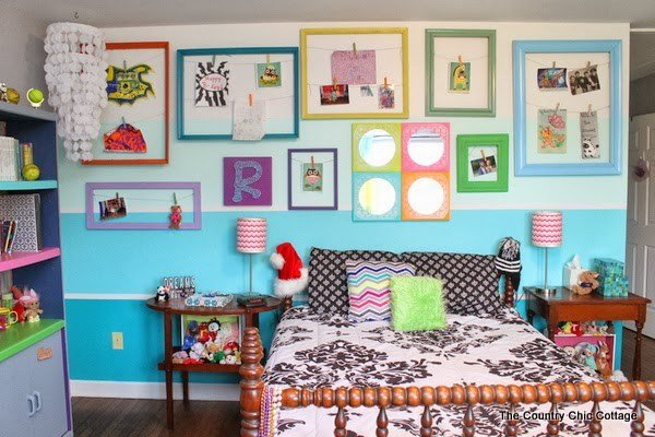 Best T**N Room Reveal Come See My Fun And Colorful Room On A With Pictures